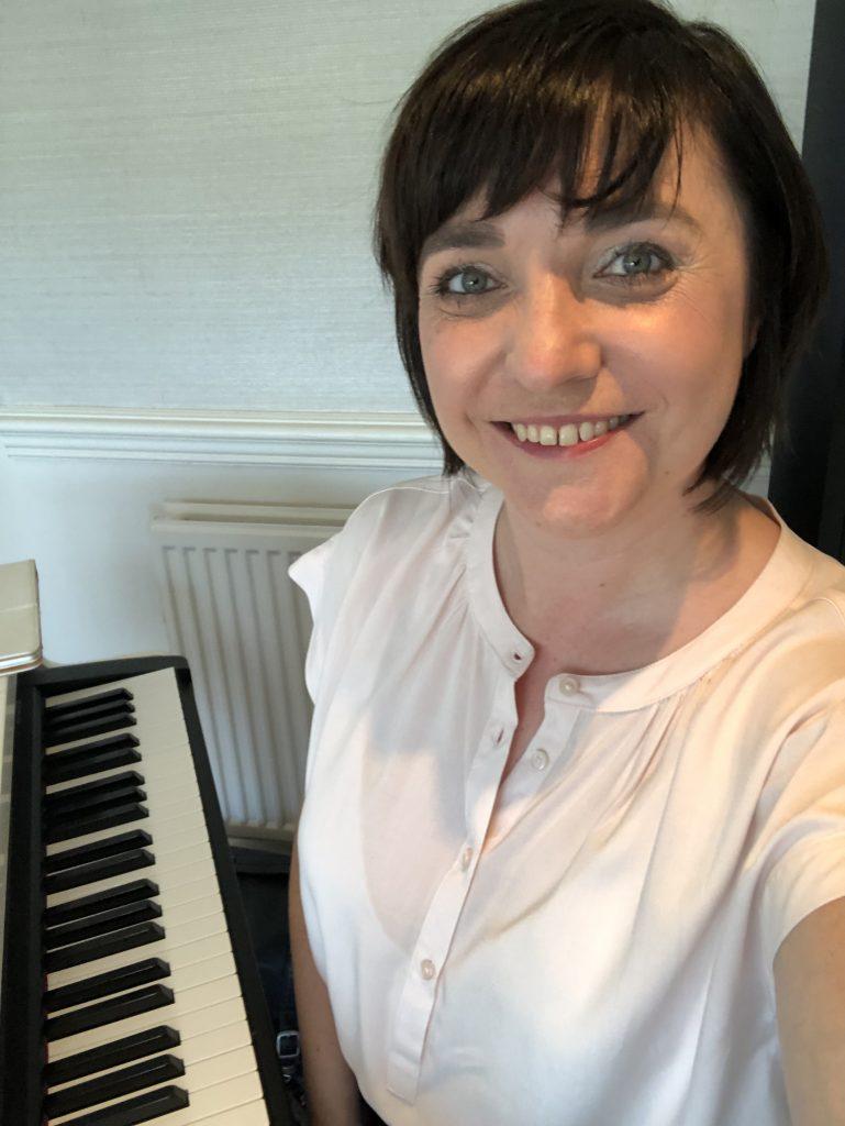 Liz Hendry Wedding Pianist at. Wrightington Wedding